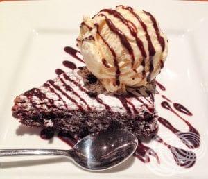 Mackenzies Stronegrill Gluten Free Chocolate Torte