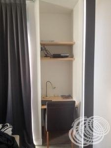 Arrow Private Hotel Desk & Study Nook