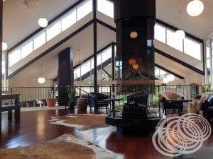 Rydges Horizons Fireside Lounge