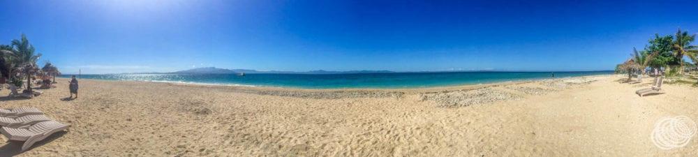 The Beach at South Sea Island