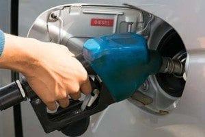 Refuelling Diesel