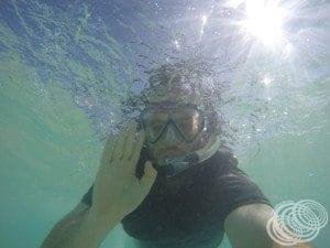 Matt Snorkelling