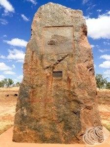 Buntine Hwy Monument