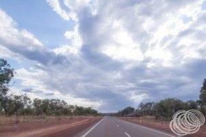 Driving between Katherine NT and Kununurra WA