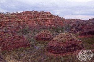 Hive formations at Mirima National Park