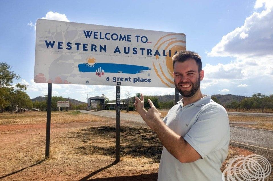 Darwin to Perth Day 2 – Katherine to Kununurra via Nitmiluk