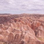 The Bungle Bungles seem to go on as far as the eye can see