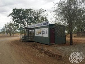 Warmun Roadhouse Helispirit Office