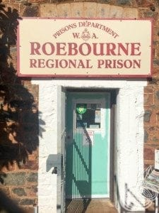 Roebourne Regional Prison - Museum