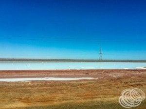 Dampier Salt Flats