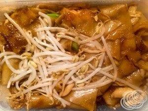 Yummy Thai Pad Se Ew Noodles