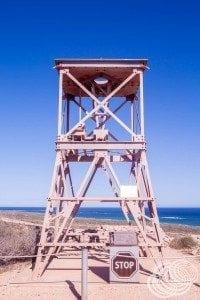 Vlaming Head World War 2 Radar Remains