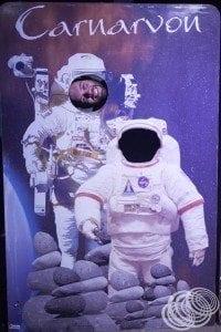 Astronaut Photo Op!
