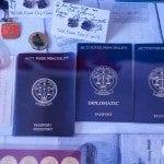 Hutt River Principality Passports