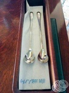 Parfait spoons