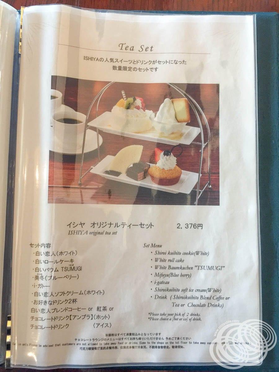 Ishiya Original Tea Set
