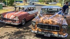 The Wedding Cars