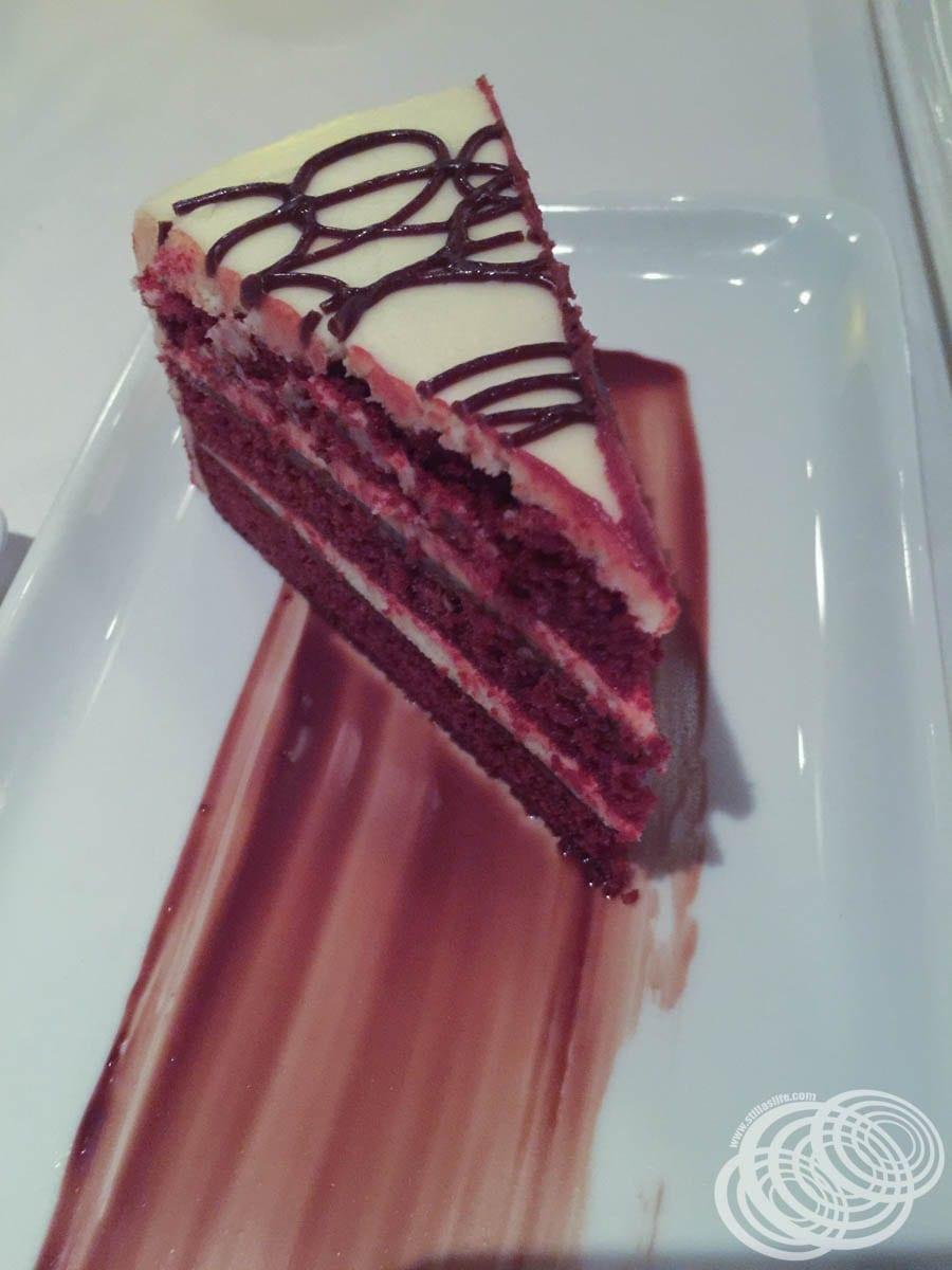 Chops Grille Red Velvet Cake