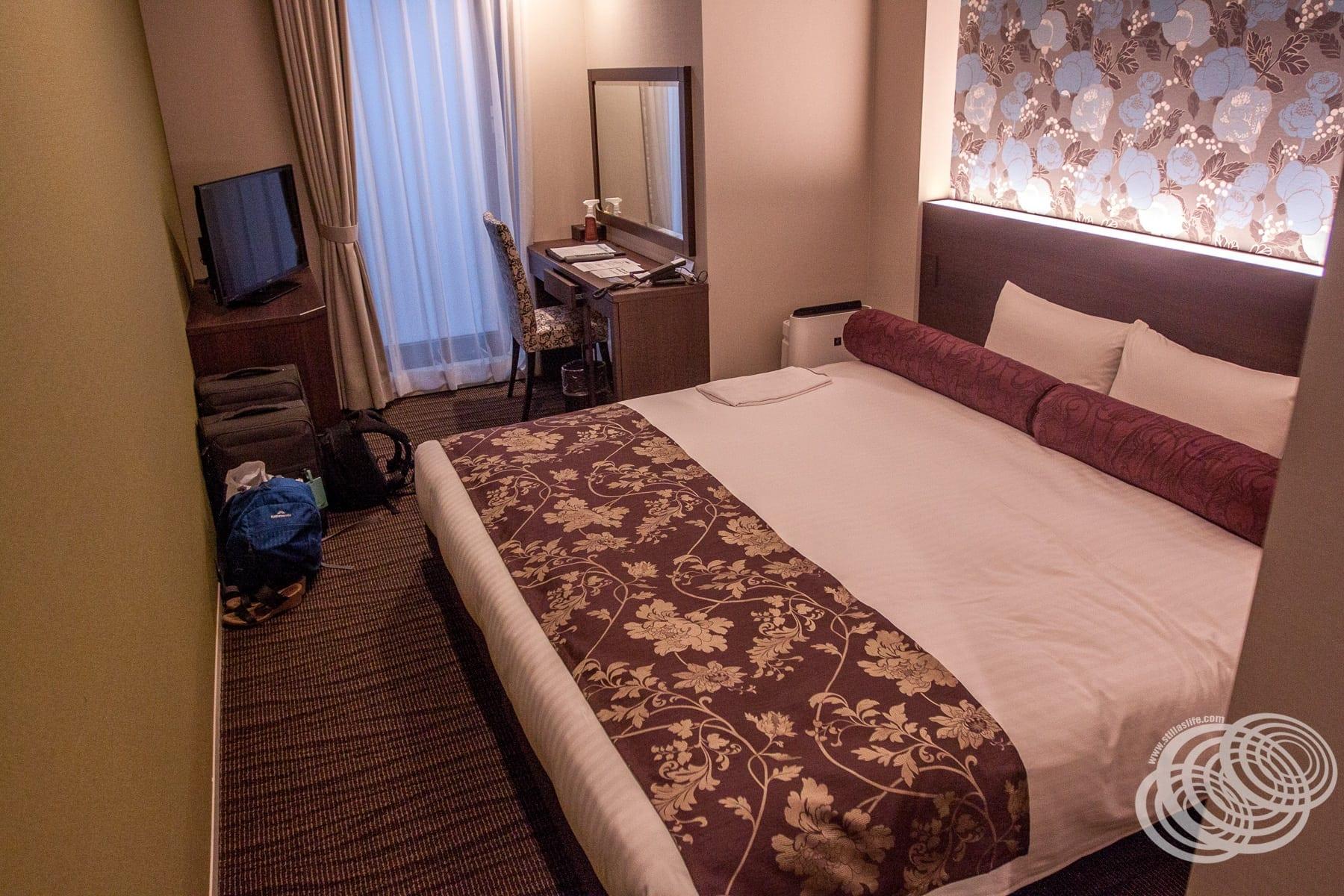 Hotel WBF Sapporo Chuo Superior Double Room