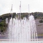 Okurayama Ski Jump Fountain