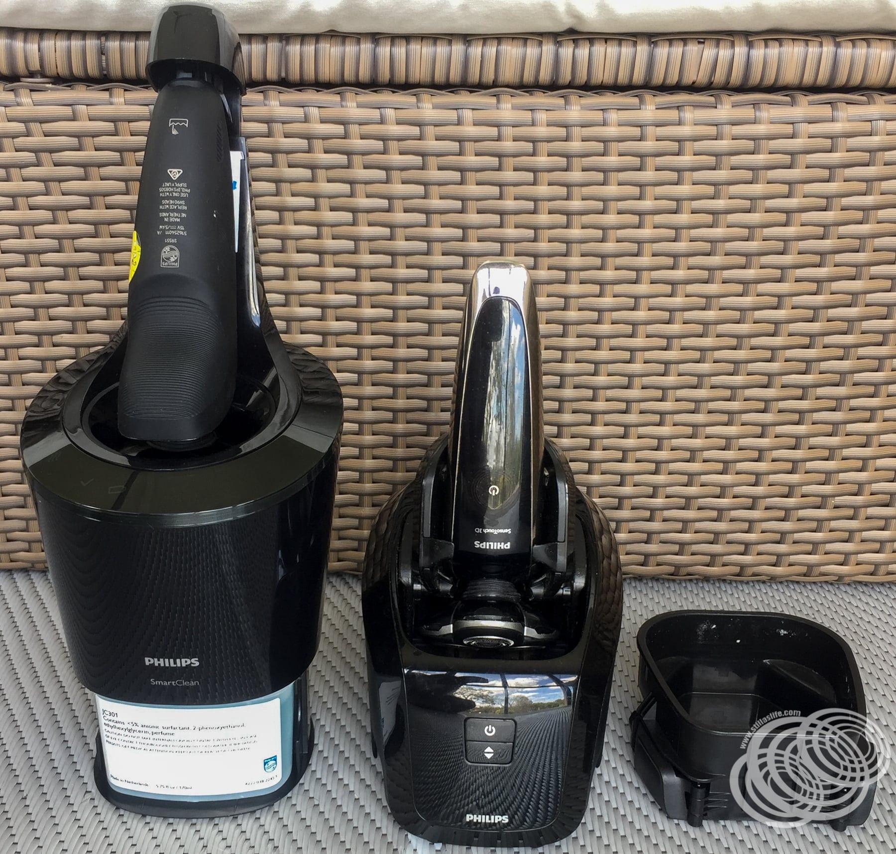 El cartucho SmartClean Plus y el antiguo limpiador