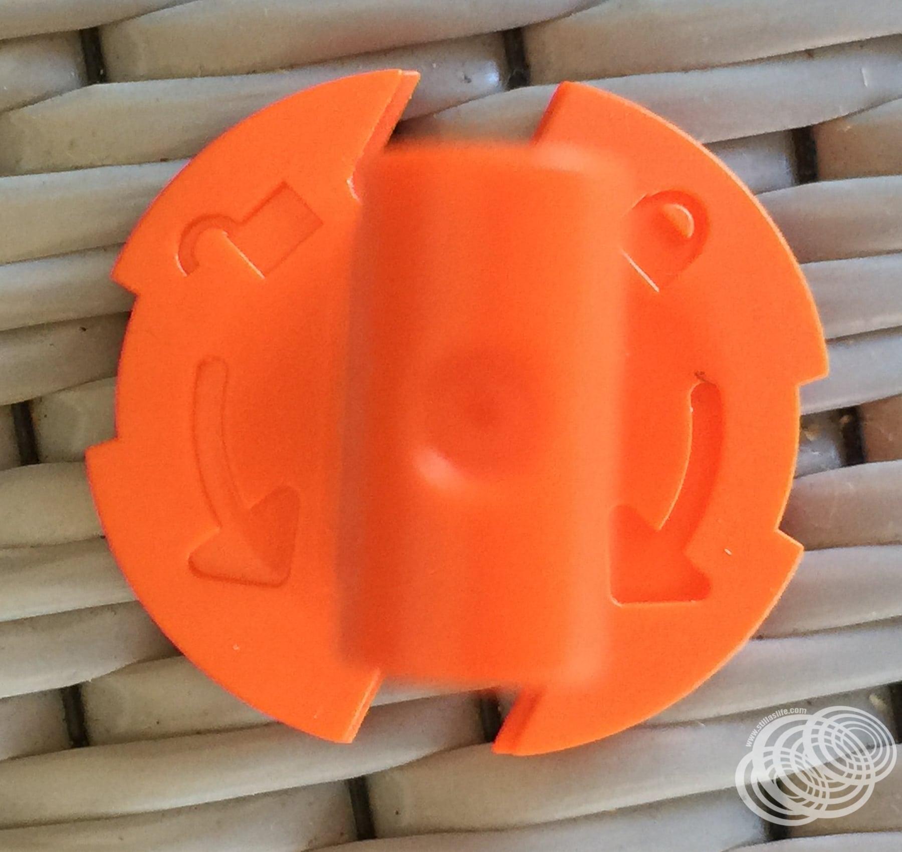 Philips Shaver Head Key