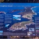 Broughton Island Map