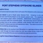 Port Stephens Offshore Islands