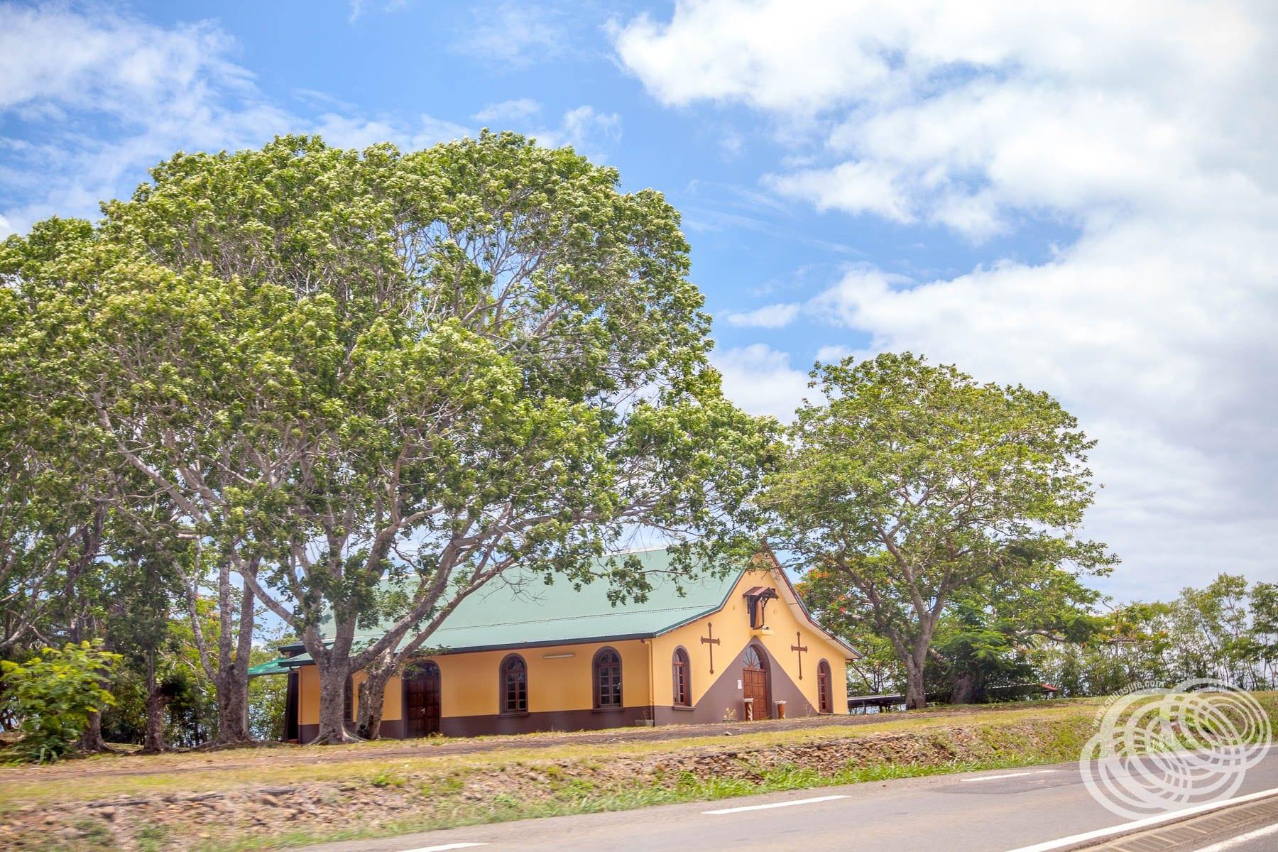Chapelle de Tomo, Grand Terre New Caledonia