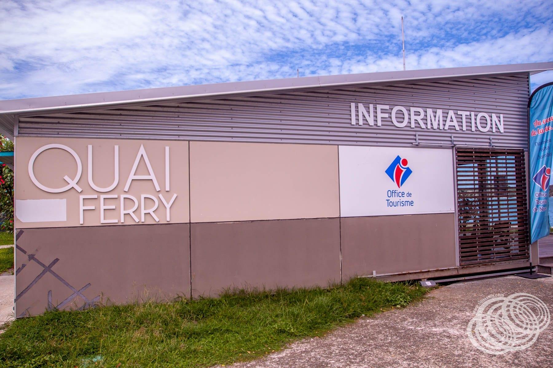 Noumea Tourist Information Centre
