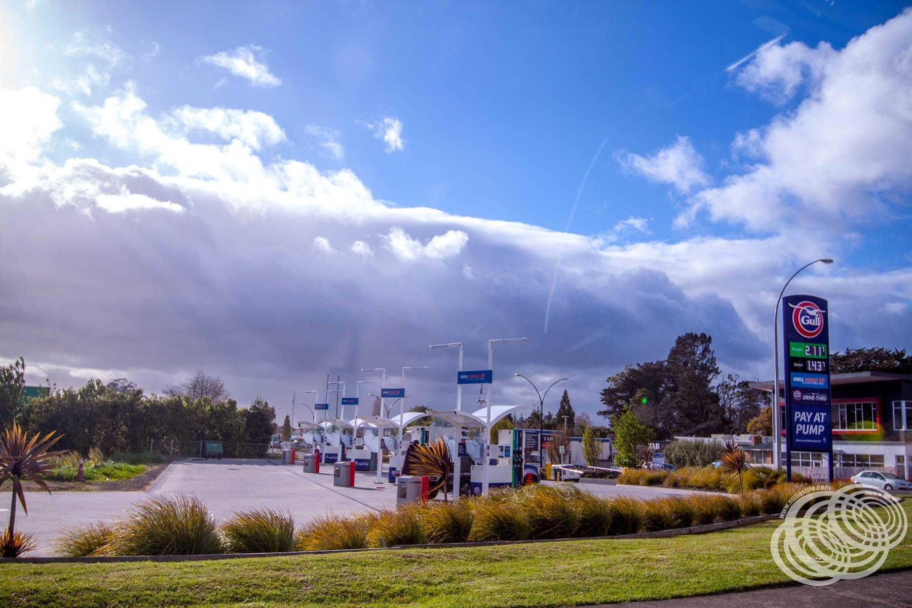Gull Drive-Thru Service Station in Bethlehem, Tauranga