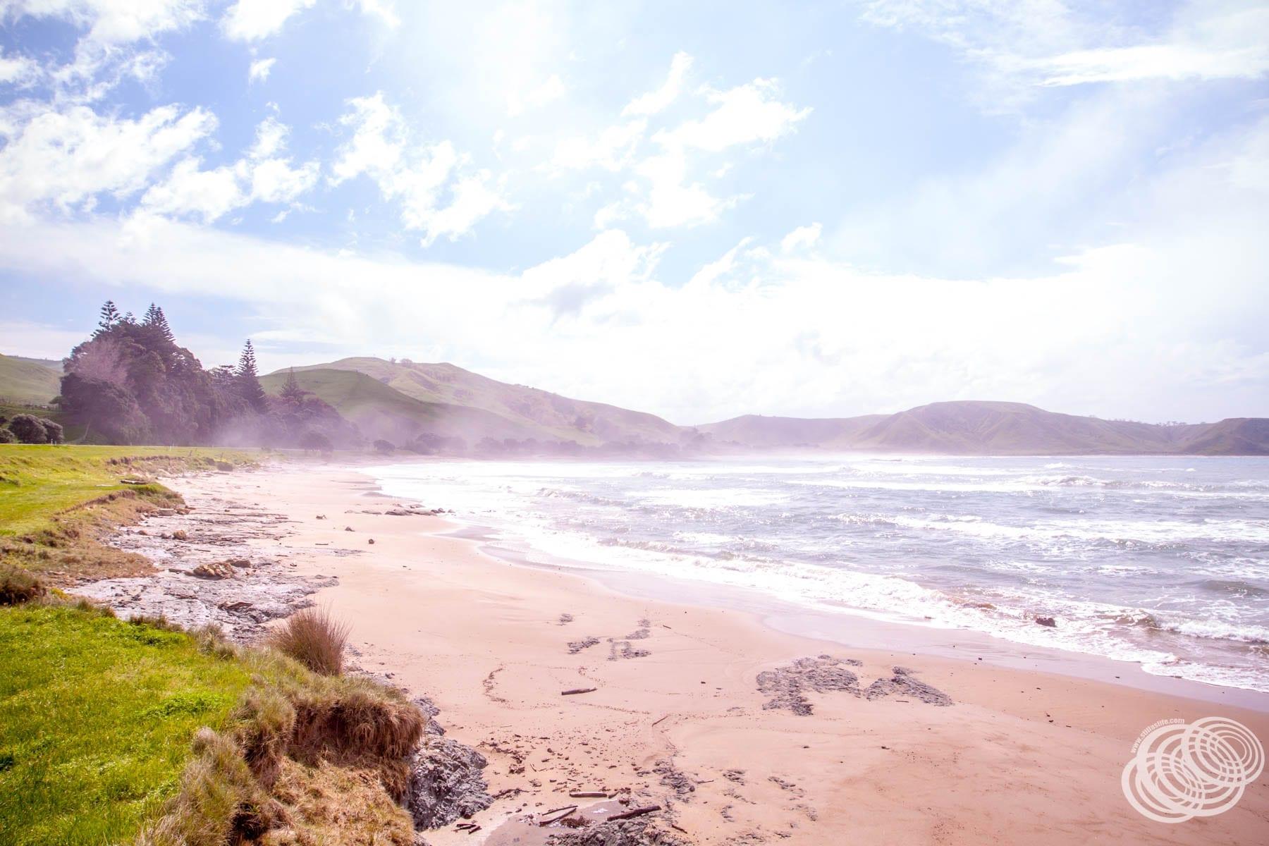 Pouawa Beach