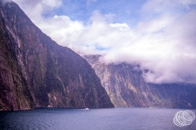 Majestic Milford Sound Mountains