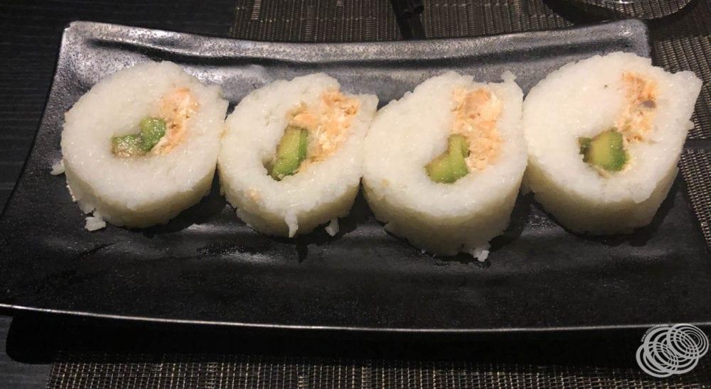 Gluten-free Uramaki Sushi