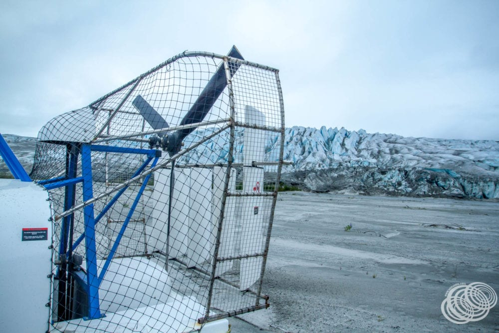 Shore excursions can offer unmissable experiences, like hovercrafting to Taku Glacier in Alaska