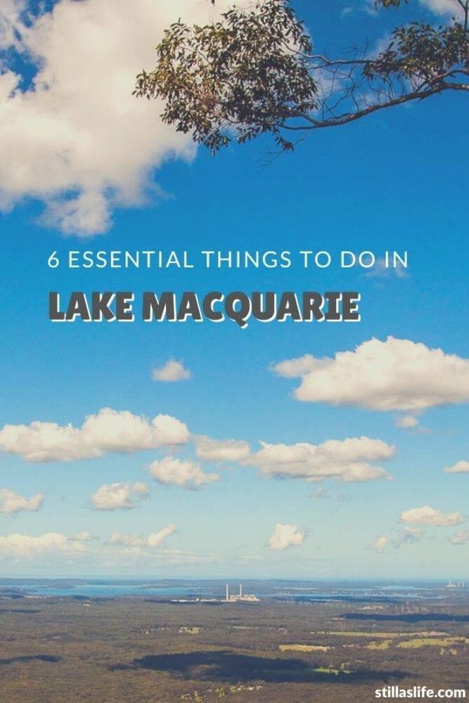 6 must do things in Lake Mac