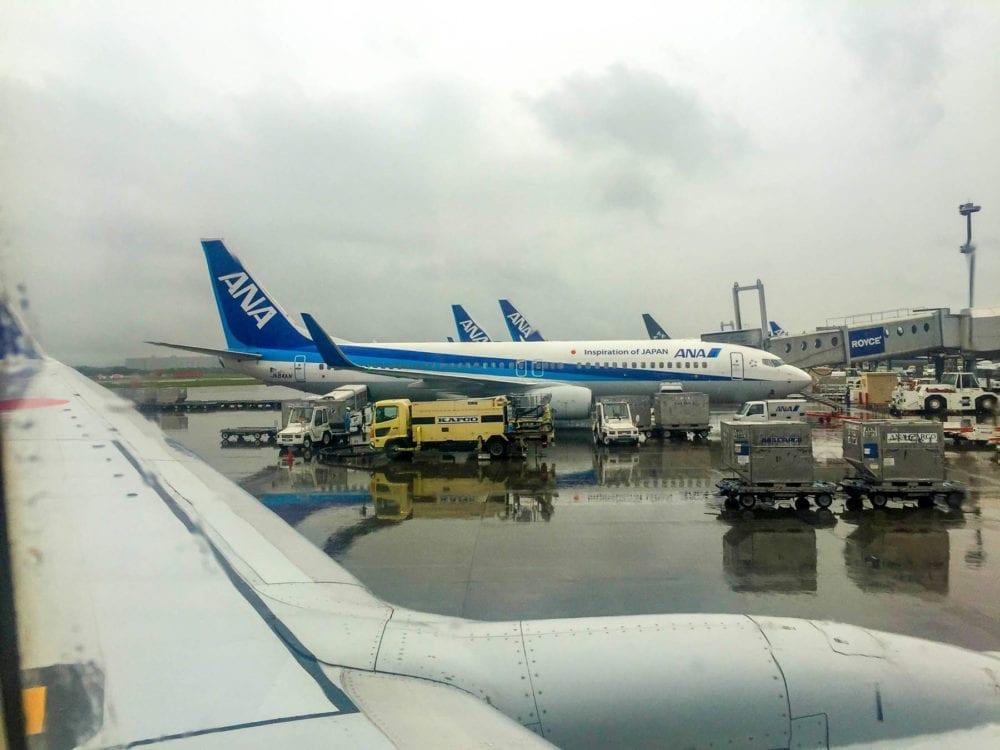 ANA Planes