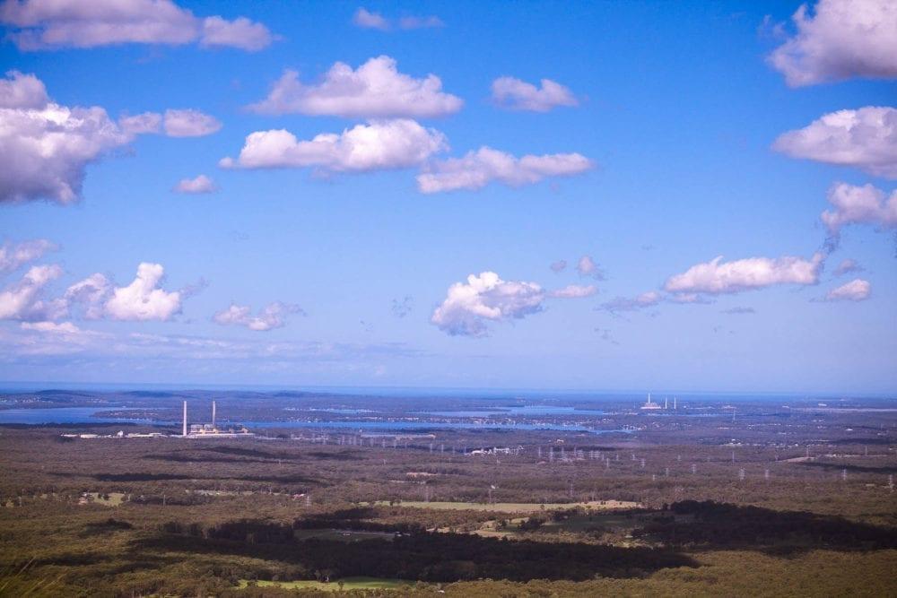 Heaton Lookout - Lake Macquarie