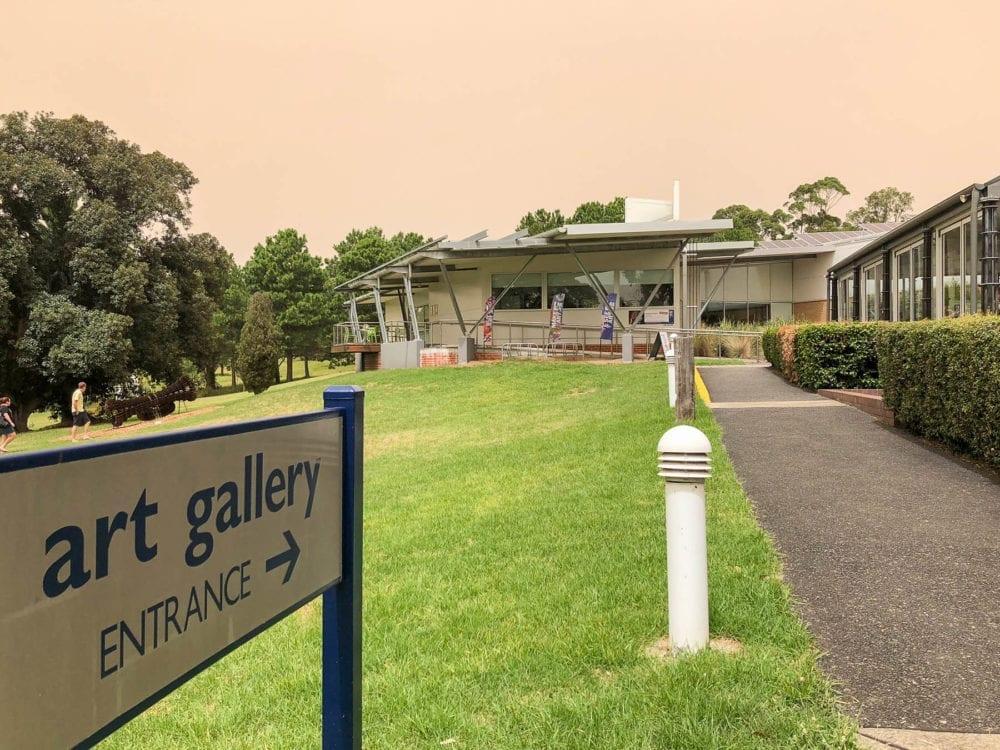 Lake Mac Art Gallery