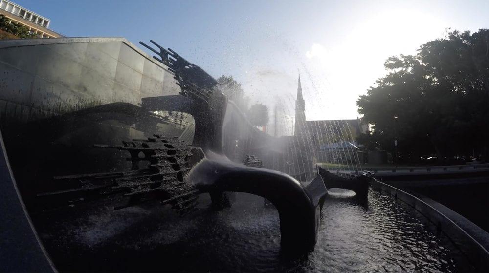 Newcastle Cook Memorial Fountain