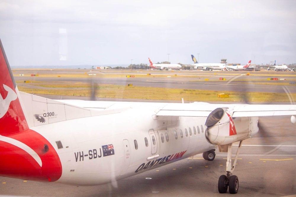 QantasLink Bombardier Q300