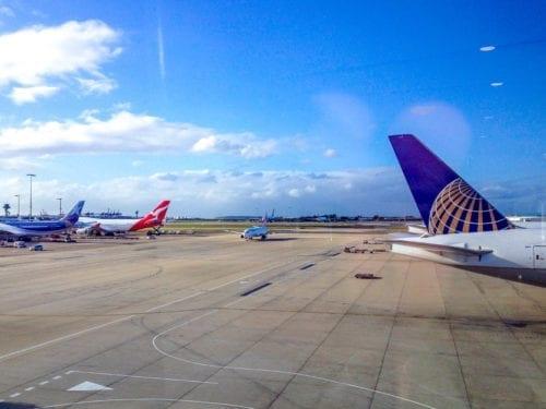 Terminal internacional de Sydney