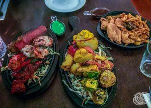 Indigo Indian Restaurant Dinner
