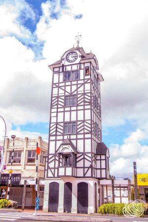 Stratford Glockanspiel Tower