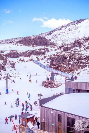 Whakapapa Skiing
